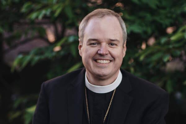 Bishop Sean Rowe